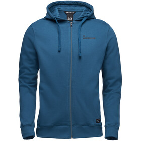 Black Diamond Diamond Line Logo Jacket Men blue